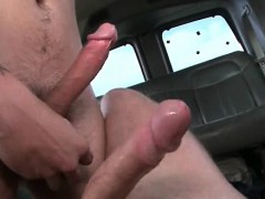 Teen dude trying tight gay ass for the first time