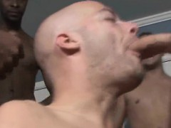 Gay Facial Group Blowjob