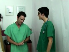 Gay man doctor seduces boy cock The doctor withdrew his hard