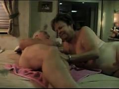 Mature adult couple fucking athome