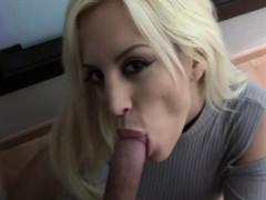 Cop fucks massive tits blonde