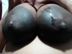 Huge Areolas Idian Lady Loves My N-gg- R Balls