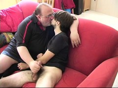 Euro Cock Eating Amateur Gays