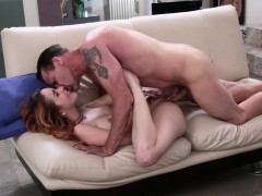Amarna MIller loves to feel hard cock in her wet pussy