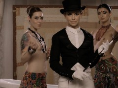 xCHIMERA - Czech blonde Lola Myluv fucked in sensual fantasy