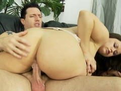 Hairy Pussy Bbw Satisfied In Hardcore Sex