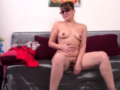 Naughty Milf Gilda Fingering And Toying Her Pussy