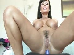 Lesbian Anal POV #02