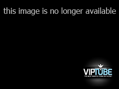 Creampie loving brunette gives head