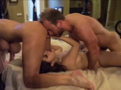 Kelly Madison and Valentina Nappi Want A Big Cock To Share