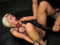 FetishNetwork Bibi Miami extreme bdsm and spanking