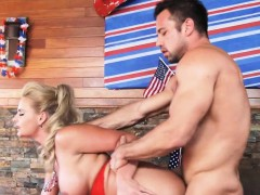 Fourth Of July Fuck With Big Tits Blonde Phoenix Marie