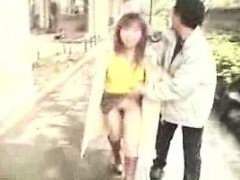 Lustful Oriental girls fulfill their need for hard meat and