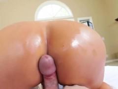 Hardcore Anal job action with hottie milf Nina