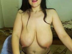Milena busty milf boobs and bulbs