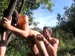 Boys old men gay porno and he fucked small why Outdoor