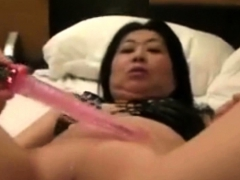 Japanese slave gets anal hard punishment