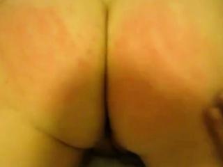 Teen spanking