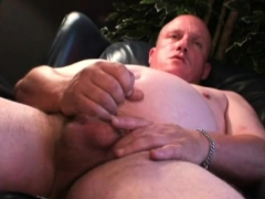 Mature Amateur Chris Jacks Off