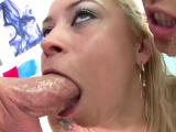 Fantastic ass to mouth performance by two hot babes