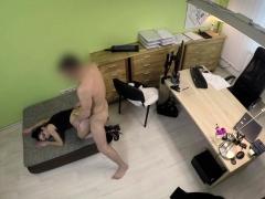 LOAN4K. Teen secretary feels like a cheap slut at the...