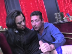 Big Cock Shemale Anal And Cumshot