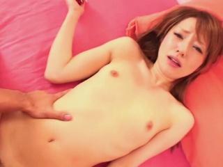 Sweet Japanese babe gets fucked POV style