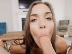 Jessa Blue desiring for a hard cock