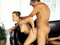 Fucking daddy while driving first time Sex with her boyplayf