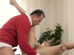 Alex tanner daddy and fuck me Stranger in a enormous house k