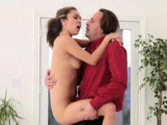 Mom and crony's daughter have some fun licking ' step The St