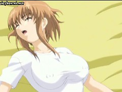 Nice hentai girl waits to get cock