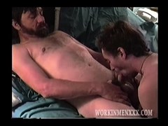 Mature Men Henry And Kevin Sucking Dick