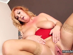 Wicked Czech Nympho Stretches Her Tight Cunt To The Unusual