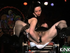 Astonishing Hardcore Loving Doxy Kneels Previous To All Rods