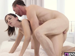 Crazy Sexual Tension Finished With A Hard Anal Fucking