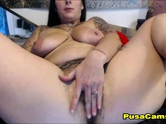 Wet Sweaty Oiled Ass And Leaking Wet Pussy