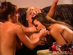Lesbian Orgy With Fisting Fingering And Toys