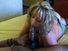 Whore Pounded By A Big Black Cock